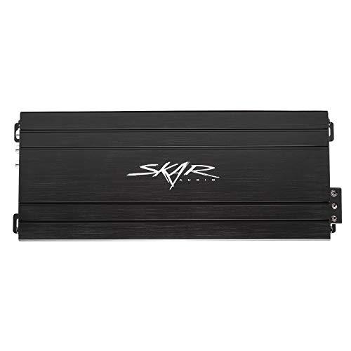 Skar Audio SK-M9005D Compact Full-Range Class D 5 Channel Car Amplifier, 900W