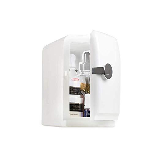 FACAZ Refrigerador de Coche 5L Refrigerador termoeléctrico portátil 12 V / 230 V [Clase energética A ++] Blanco