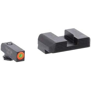 AmeriGlo GL-433 Hackathorn Sight Set for Glock