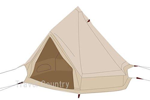 NORDISK ノルディスク アスガルド19.6 テント + フロア セット Asgard19.6 Tent + Floor Set [並行輸入品]