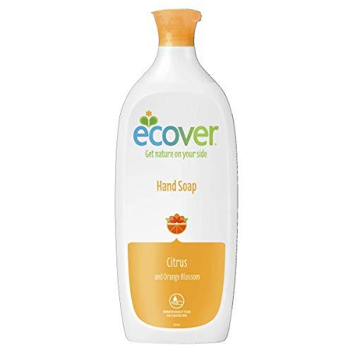 Ecover Mizu Liquid Hand Soap Citrus and Orange Blossom, 1 l