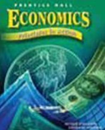 Economics: Principles in Action Guide to the Essentials by Arthur OSullivan (2004-05-01)
