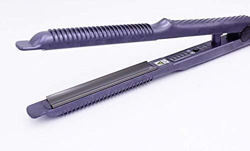 Lisseur à cheveux électronique professionnel avec contrôle de la température ondulé Crimper Waves Styling Iron Styling Tool-U_hair