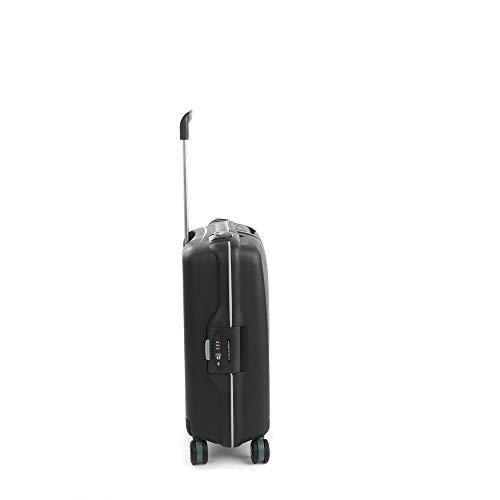 Roncato Trolley Cabine 4R 55 Cm Rigide Light - Bagages à Main cm. 55 x 40 x 20 Capacité 41 L,...