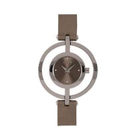 Reloj Alfex 5546/250 de Mujer con Correa de Piel Brillante