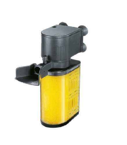 Hidom Internal Aquarium Power Filter Fish Tank Pump 1200 LPH with 360 Nozzle Adjuster