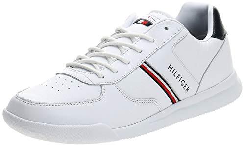 Tommy Hilfiger Herren Summit 9C Sneaker, Weiß, 43 EU