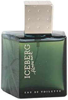 Iceberg Homme (アイスバーグ オム) 3.3 oz (100ml) EDT Spray for Men