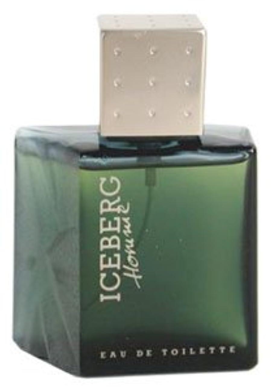時折求める一般Iceberg Homme (アイスバーグ オム) 3.3 oz (100ml) EDT Spray for Men