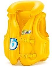 فيست للسباحة قابل للنفخ سويم سايف من بيست واي 32034 - برتقالي