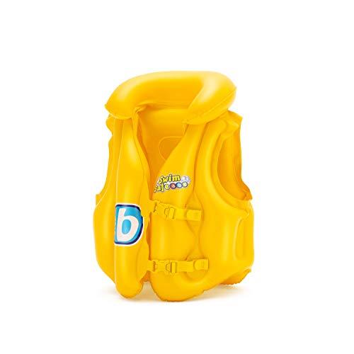 Bestway 32034 | Swim Safe - Giubbotto Salvagente per Bambini Step B, 51x46 cm
