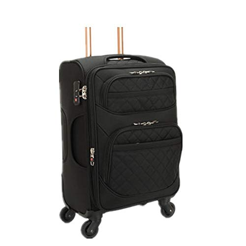 Fashion backpack Classic Oxford Cloth Suitcase Trolley Suitcase Wheel, Trolley case Student Luggage Board Chassis 20 Inches, Lightweight Hand Luggage Suitable for outdoor, camping, office, school