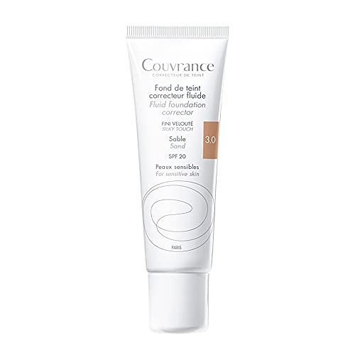 Avene Avene couvrance maquillaje fluido arena 30 ml