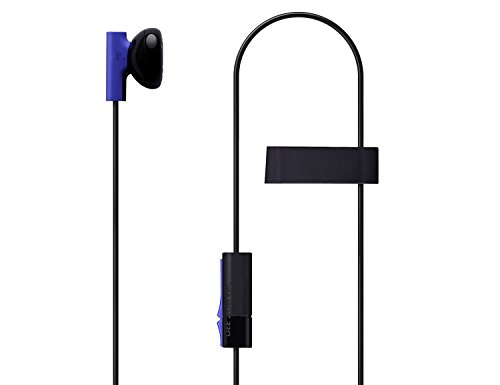 Kopfhörer Official Sony Playstation 4 (PS4) Mono Chat Earbud with Mic