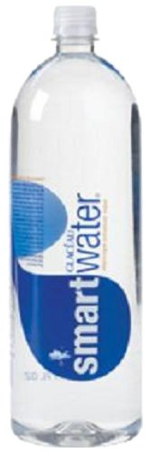 Glaceau Smart Water, 50.73-Ounce (Pack of 12)