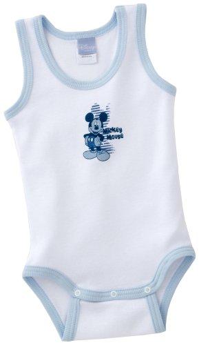 Disney Body Mickey 99060 pour bébé 0-24 mois Blanc Taille 74