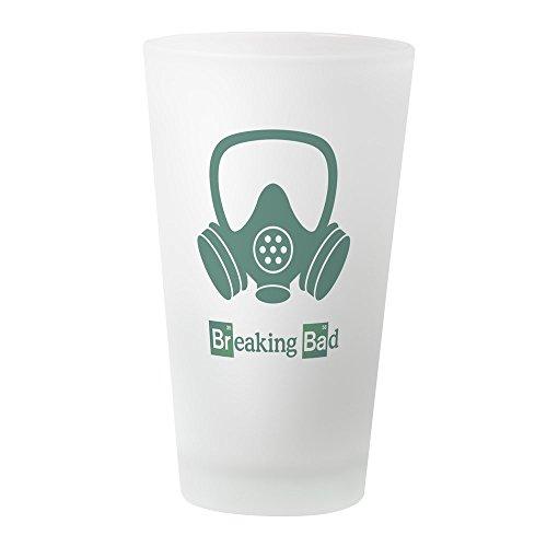 CafePress Breaking Bad Gasmaske, ca. 450 ml frosted
