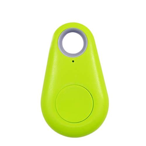COMTERVI Key Finder, Bluetooth Tracker Wallet Anti Perso Tracker Chiavi del Telefono Promemoria Allarme per Telefono Animali Portachiavi Portafogli Bagaglio