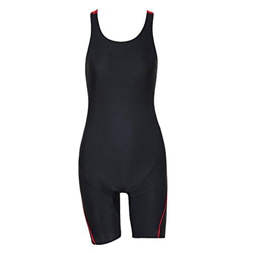DRHYSFSA Traje de Buceo para Mujer Traje de baño de Mujer Ocio Deportes Traje de baño Buceo Traje de Snorkel Traje de baño de Alta Elasticidad Adecuado para Viajes de Ocio Traje de Surf
