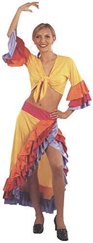DIRI Traje Bailarina Cubana: Amazon.es: Juguetes y juegos