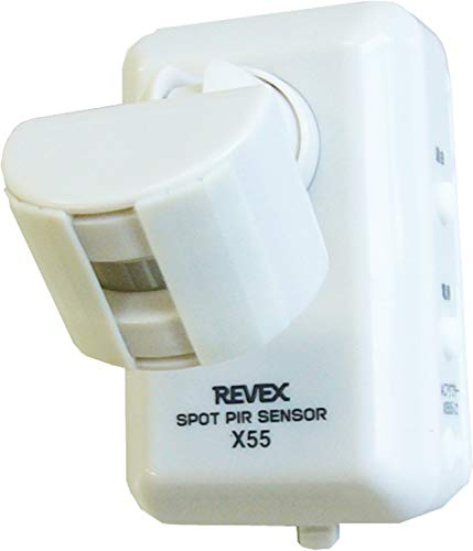 リーベックス(Revex) ワイヤレス チャイム Xシリーズ 送信機 防犯 人感センサー  X55