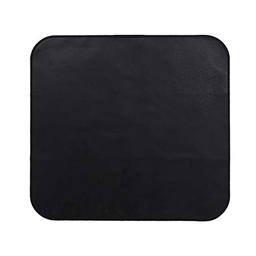 SHFAMHS Fire Pit Mat, Reusable BBQ Grill Mats, High Temperature Resistant up to 550°, Heavy-Duty, Easy to Clean, Ideal for Charcoal Grills, Electric Ovens, Microwaves and Smokers