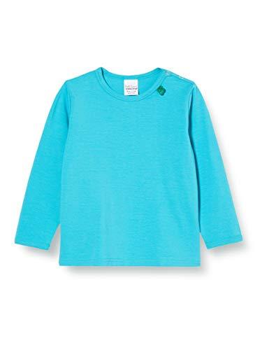 Fred'S World By Green Cotton Alfa T Baby T-Shirt, Bleu (Ocean 016472802), 68 Bébé garçon