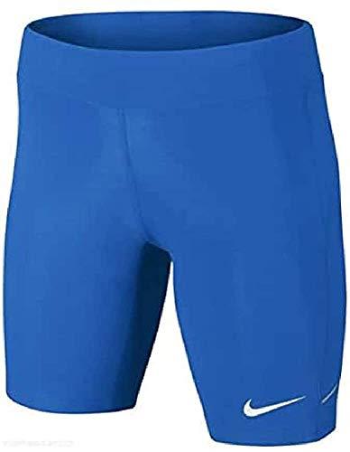 NIKE W'S Filament Pantalón Corto de Compresión, Mujer, Equipo Real Azul/Blanco, S