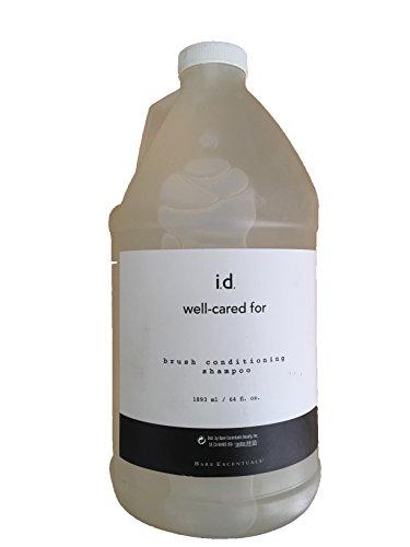 I.D.Well-Cared for Brush Conditioning Shampoo - Bulk - 64 fl oz