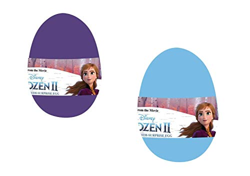 FACTORY CR Frozen Huevo Sorpresa con Dibujo 10cm