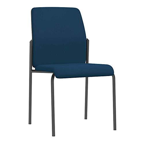 interstuhl AIMis Besucherstuhl dunkelblau 1 Stück