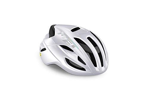 MET Rivale 2021 - Casco para bicicleta (talla S, 52-56 cm), color...