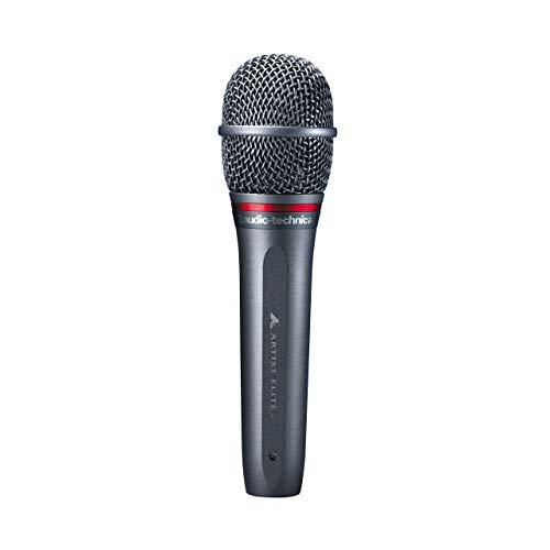 Audio-Technica AE6100 Hypercardioid Dynamic Handheld Microphone (Renewed)