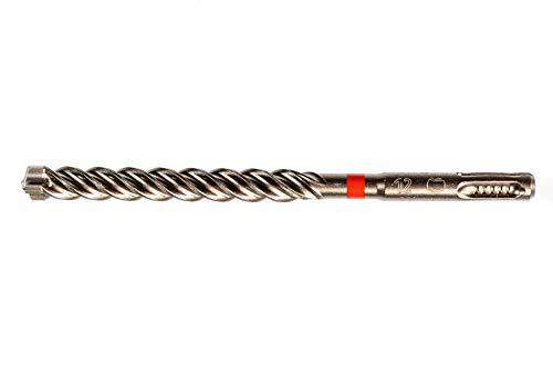 Hilti Bohrer TE-CX SDS PLUS Steinbohrer Hammerbohrer TECX 4 Schneiden alle Größen (1x 12/170 mm)