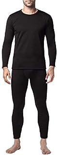 (ラパサ)Lapasa あったかインナー 防寒肌着 特厚保温 スーパー厚手 長袖シャツ 長ズボン下 冬用起毛 M24M63