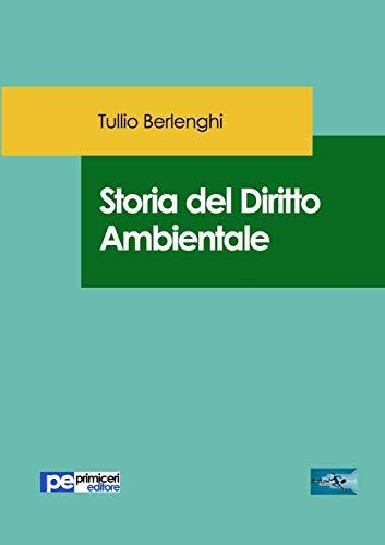 Storia del Diritto Ambientale