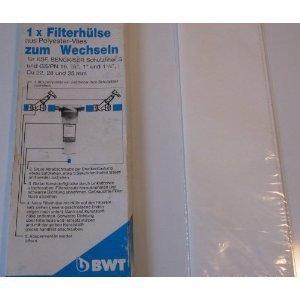 1x BWT Filterhülse 10999 für: S + GS/PN 16 3/4