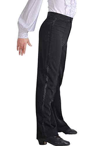 SCGGINTTANZ G5013 latin modern ballroom dance professional harlan style trousers//pants for men