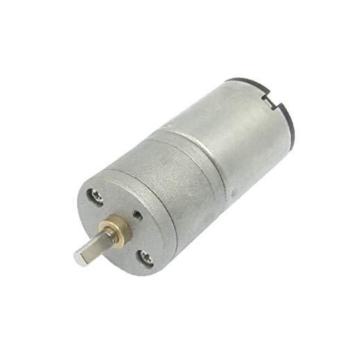 X-DREE Reparatur des elektrischen Hochleistung Getriebemotors des Teils 25GA wesentlich DC 12V 50RPM gut gemacht 60mA(e53-13-22-97f)