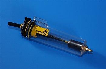 Scottoiler Behälter Dosierventil