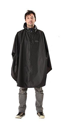 OUTDOOR PRODUCTS(アウトドアプロダクツ) レインポンチョ 全7色 全2サイズ ブラック L ODPRP-BLK-L