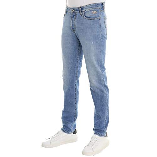 Roy Rogers Jeans 517 Uomo Azzurro TG 33