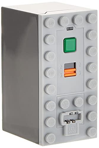LEGO 88000 Power Functions AAA Batteriebox, Grau