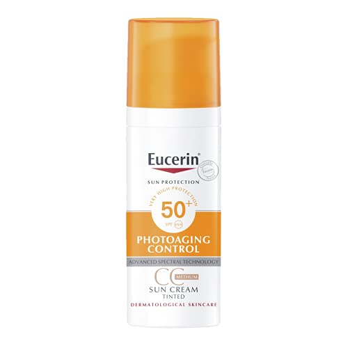 Eucerin - Sun Photoaging Control Cc Creme Teintee Spf50+ 50ml Eucerin - Medium