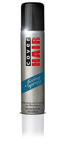 COVER HAIR Fixierspray für Schütthaar, fixierendes Haarspray für Streuhaar, 100ml