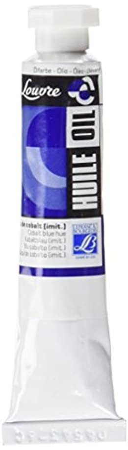 Lefranc & Bourgeois Lovre Oil Color 150?ml Tube, Oil-Based Paint, Kobaltblau Farbton, Lovre ?lfarbe - 20ml Tube
