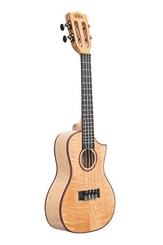Kala KA-ASFM-C-C - Ukelele de concierto (madera de arce maciza)