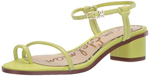 Sam Edelman Women's Isle Shoes Heeled Sandal, Lime Cocktail, 7