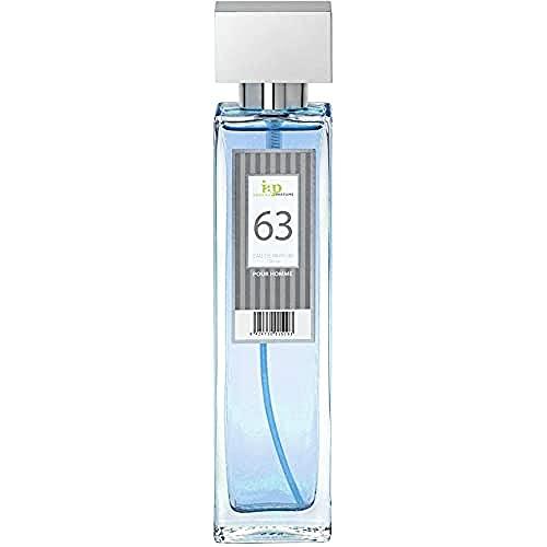 IAP Pharma Parfums nº 63 - Eau de Parfum Amaderado - Hombre - 150 ml