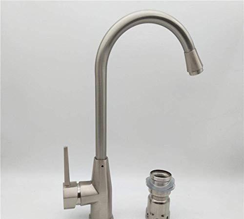 Badewanne Wasserhahn Badezimmer Waschbecken Wasserhahn Zinklegierung Gebürstet Achteckig Wasserhahn